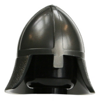 Helm (Castle,nekbescherming) 3844 grijs