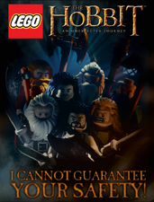 The Hobbit 1 - poster 2