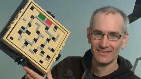 Maze - Interview with LEGO Ideas Fan Designer Jason Allemann