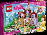 41067 Заколдованный замок Белль