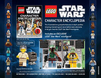LEGO Star Wars Character Encyclopedia aankondiging