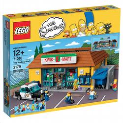 Lego 71016 set