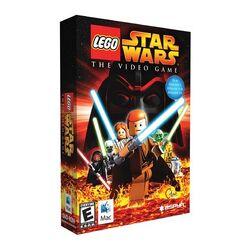 LEGO Star Wars The Video Game box Mac