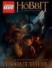 LEGO logo The Hobbit 1 promo