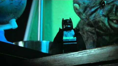 LEGO Super Heroes - Batman Teaser
