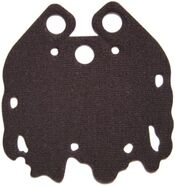 Cape (Gaten,rafels) 10904 zwart