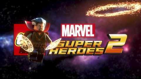 LEGO MARVEL SUPER HEROES 2 - тизер