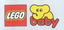 LEGO logo Baby 2000