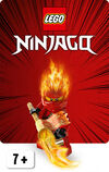 Ninjago Theme Button 2019