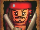 4644160 LEGO Pirates of the Caribbean: The Video Game Poster
