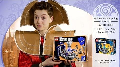 What's inside the Doctor Who LEGO set?