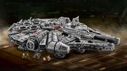 Millennium Falcon 75192 LEGO Star Wars 2HY17 Sept Franchise Product Still 4