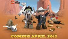 The Lone Ranger teaser