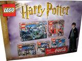 KCCHP Coca Cola Harry Potter Gift Set