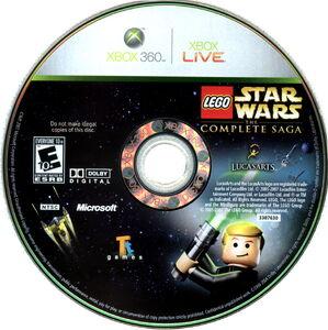 LEGO Star Wars-The Complete Saga Xbox360Live
