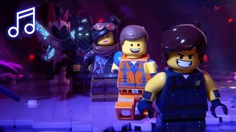 """""""Everything Is Awesome"""" Dance Together Music Video - THE LEGO MOVIE 2 - Music Video"""