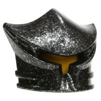 Vizier (Vladek) 48489 zwart spikkels zilver