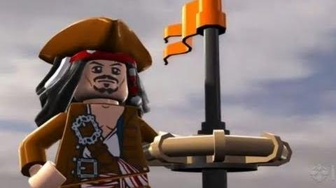 LEGO Pirates of the Caribbean Official Trailer