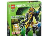 66414 Hero Factory Super Pack 2 in 1