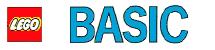 LEGO logo Basic blauw