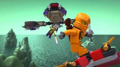LEGO® Ninjago TVC 70746