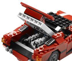 5867 Sportwagen motor