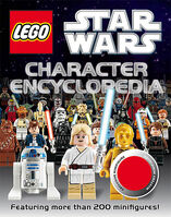LEGO Star Wars Character Encyclopedia prototype