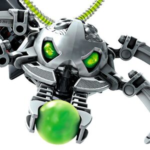 Arachnix Drone met bal