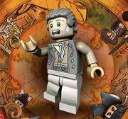 Joshamee Gibbs LEGOcom