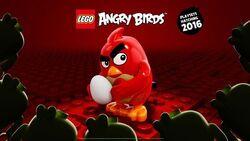 Lego Angry Birds Logo