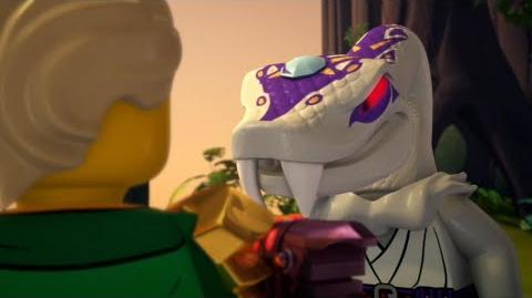 Ninjago Rebooted - Pythor
