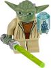 Yoda met Palpatine hologram