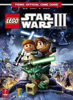 Star Wars III The Clone Wars Prima Guide