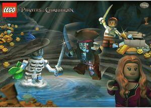4644156 Isla De Muerta Poster