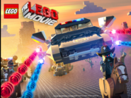The lego movie wallpaper bad cop