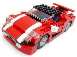 5867 Sportwagen schuin