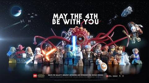 New Adventures Trailer LEGO® Star Wars™ The Force Awakens