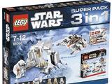 66366 Star Wars Super Pack 3 in 1