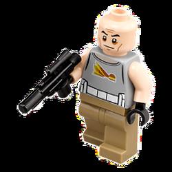 Commander Gregor (75157)