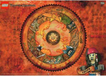 4644158 The Mill Poster achterkant