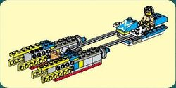 7159 Podracer Anakin Skywalker