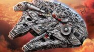 Millennium Falcon 75192 LEGO Star Wars 2HY17 Sept Franchise Product Still 1