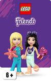 Friends Theme Button 2019