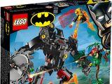 76117 Робот Бэтмена против робота Ядовитого плюща