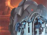 4178297 Postcard - Star Wars Set 8012 Super Battle Droid