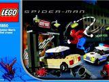 4850 Первая погоня Человека-паука