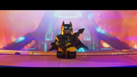 Лего Фильм Бэтмен – третий тв-ролик