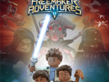 ЛЕГО Звёздные Войны: Приключения Изобретателей