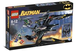 7782 The Batwing The Jokers Aerial Assault