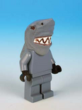 Atlantis Prototype Shark